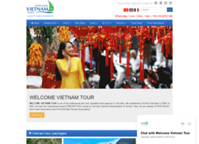 welcomevietnamtours.com