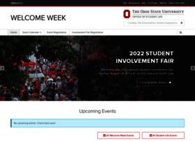 welcomeweek.osu.edu