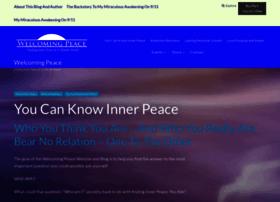 welcomingpeace.com