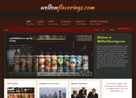 weldonflavorings.com
