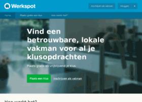 welkom.werkspot.nl