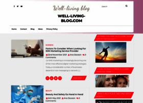 well-living-blog.com