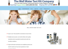 well-water-test-kits.com