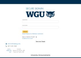 wellconnect.wgu.edu