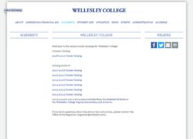 wellesley.smartcatalogiq.com