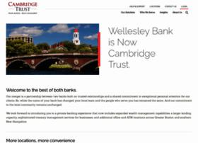 wellesleybank.com