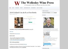 wellesleywinepress.com