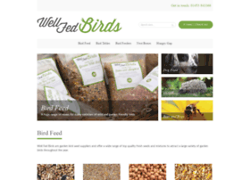 wellfedbirds.com