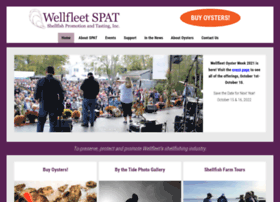wellfleetoysterfest.org