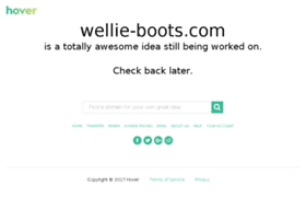 wellie-boots.com