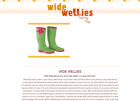 wellieswide.co.uk