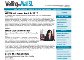 wellingonwallst.com