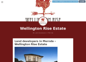 wellington-rise-estate-mernda.tumblr.com