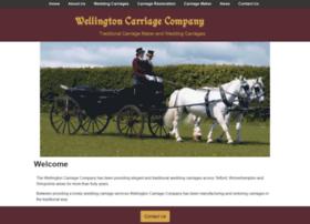 wellingtoncarriagecompany.co.uk