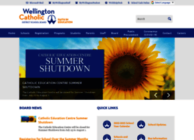 wellingtoncdsb.ca