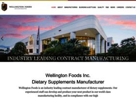 wellingtonfoods.com