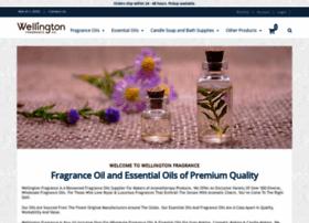 wellingtonfragrance.com