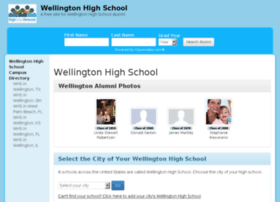 wellingtonhighschool.net