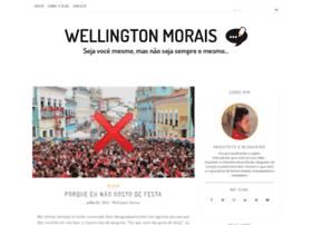 wellingtonmorais.blogspot.com