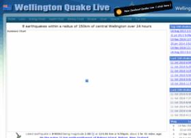 wellingtonquakelive.co.nz