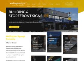 wellingtonsigns.co.nz