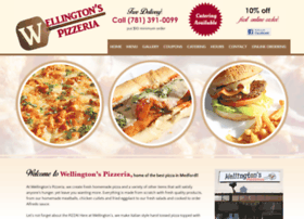 wellingtonspizzeria.com