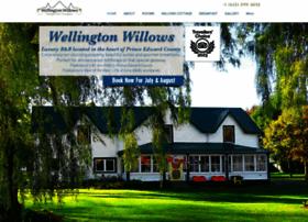 wellingtonwillows.com