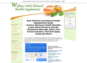 wellness-with-natural-health-supplements.com