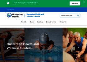 wellness.hunterdonhealthcare.org