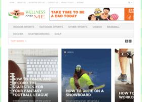 wellnessandme.com