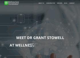 wellnesscarechiro.com