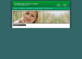 wellnesscenterlocator.com