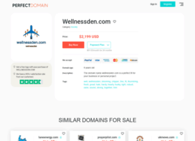 wellnessden.com