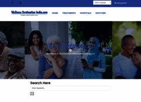 wellnessdestinationindia.com
