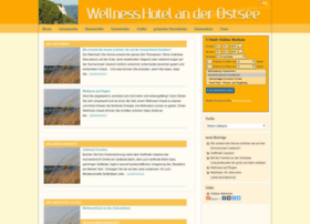 wellnesshotelostsee.de