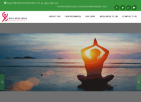 wellnessindiaonline.com
