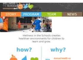 wellnessintheschools.com