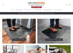 wellnessmats.com