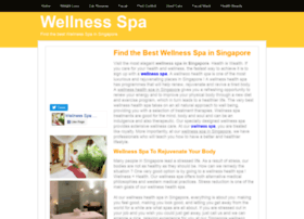 wellnessspa.insingaporelocal.com