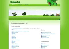 wellnesstalk.org