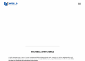 wellsconcrete.com