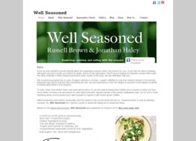 wellseasoned.co.uk