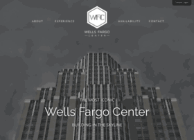 wellsfargocenter.com