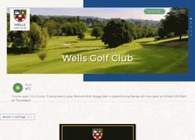 wellsgolfclub.co.uk