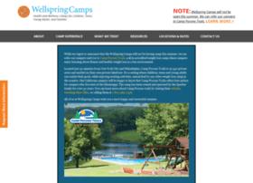 wellspringcamps.com