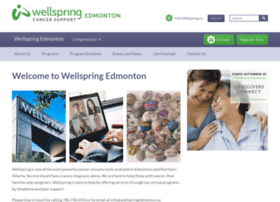 wellspringedmonton.ca