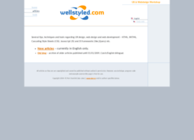 wellstyled.com