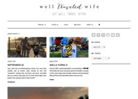 welltraveledwife.com