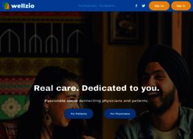 wellzio.com