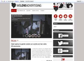 weloveadvertising.es